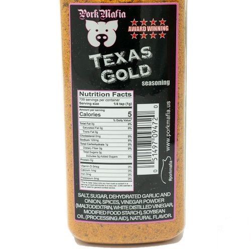 porkmafia texas gold rub